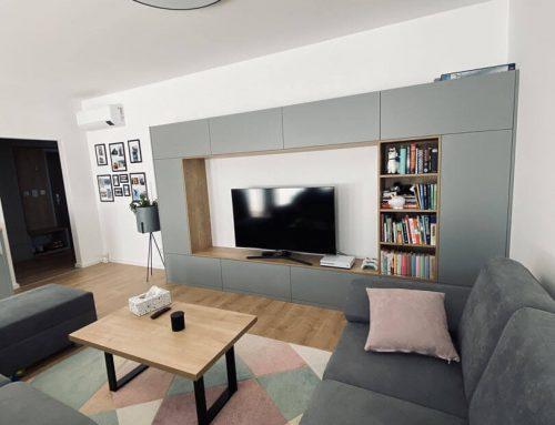 Výhody dvoch rôznych možností usporiadania moderných kuchýň a obývačiek