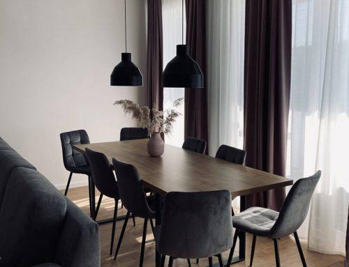 4 minimalistické tipy pre Vašu modernú kuchyňu s obývačkou
